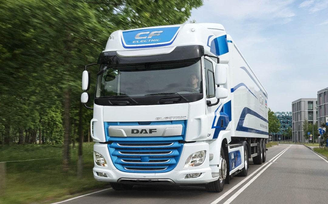 Camion DAF Trucks