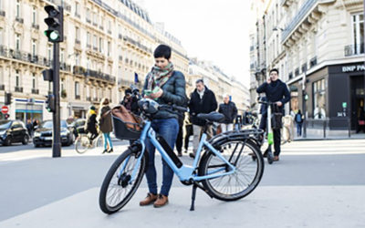 10 000 Véligo à Paris